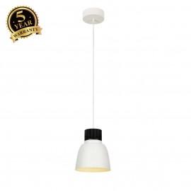 SLV 165601 PENTULI pendant 24, small,white, 31W COB LED, 3000K,incl. driver