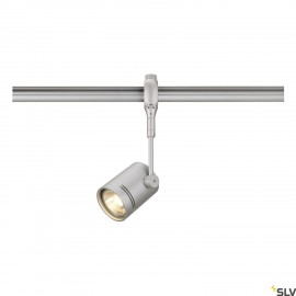 SLV 184452 BIMA 1 lamp head for EASYTECII, silver-grey, GU10, max.50W