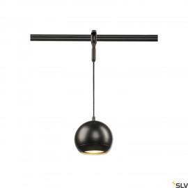 SLV 184590 LIGHT EYE PENDEL for EASYTECII, black, GU10, max. 75W