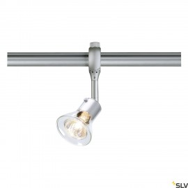 SLV 184634 ANILA spot for EASYTEC II,silver-grey, GU10, max. 50W