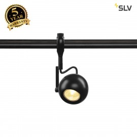 SLV 184690 LIGHT EYE GU10 SPOT forEASYTEC II, black, max. 50W