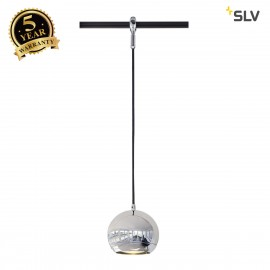 SLV 185592 LIGHT EYE PENDANT ES111 forEASYTEC, chrome, GU10, max.75W