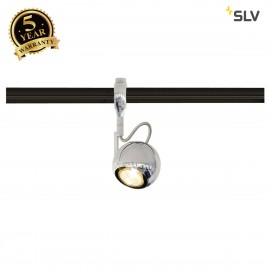 SLV 185692 LIGHT EYE GU10 SPOT forEASYTEC II, chrome, max. 50W