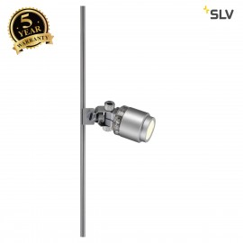SLV 186042 POWER-LED SPOT for GLU-TRAX,silver-grey, 1W, 3000K
