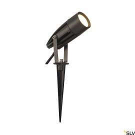 SLV 227505 SYNA LED, earth spike,anthracite, 230V, 3000K