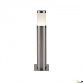 SLV 228100 TRUST 30 LED floor stand,stainless steel 316, LED