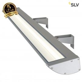 SLV 229394 VANO WING, silver-grey, T5Energy Saver, max. 54W, IP65