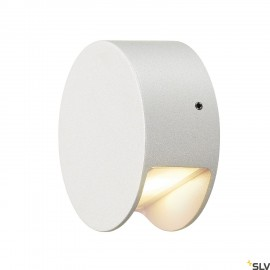 SLV 231010 PEMA LED wall light, white,3.3W LED, 3000K, IP44