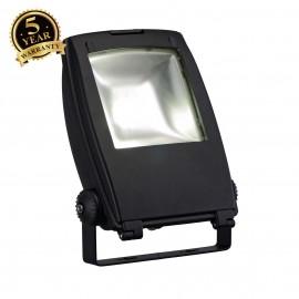 SLV 231161 LED FLOOD LIGHT, matt black,30W, 5700K, 100°, IP65