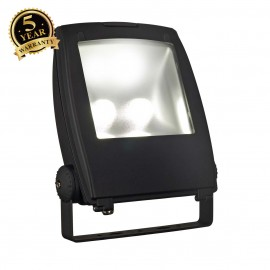 SLV 231175 LED FLOOD LIGHT, matt black,80W, 5700K, 90°, IP65