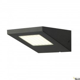 SLV 231315 IPERI WL wall light,anthracite , 48 SMD LED, 4W,4000K, IP44