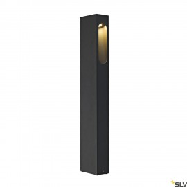 SLV 232145 SLOTBOX 70 path light, squareshape, anthracite, 4.5W LED,3000K, IP44