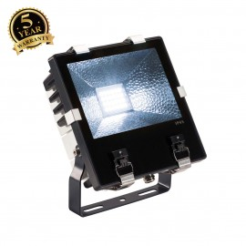 SLV 232370 DISOS, outdoor floodlight, LED, 4000K, black, 70W