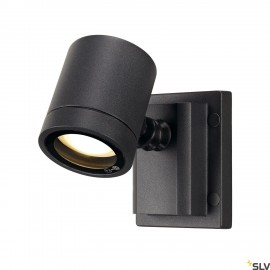 SLV 233105 NEW MYRA WALL LIGHT,anthracite, GU10, max. 50W,IP55