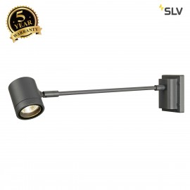 SLV NEW MYRA DISPLAY STRAIGHT, anthracite, GU10, max. 50W, IP55 233125