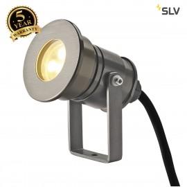 SLV 233561 DASAR Projector LED HV, 6W,3000K, 230V