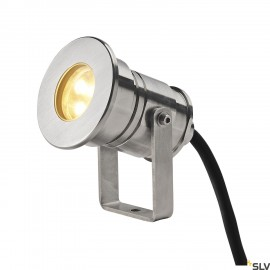 SLV 233571 DASAR Projector LED PRO,stainless steel 316, 6W, 3000K, 230V