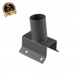 SLV 234255 Wall mounting bracket corner version for Wegeleuchte L, anthracite