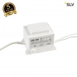 SLV 451105 TOROIDAL TRANSFORMER 105VA,12V, incl. primary fuse