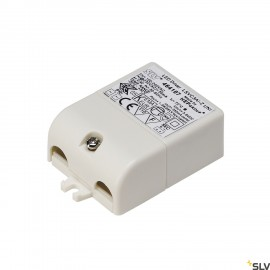 SLV 464107 LED DRIVER, 3W, 350mA, withsocket for mini plug, incl.strain-relief