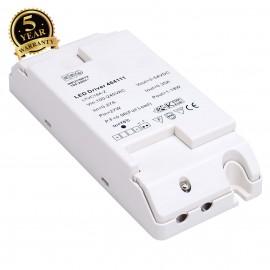 SLV 464111 LED DRIVER, 18W, 350mA, incl.strain-relief