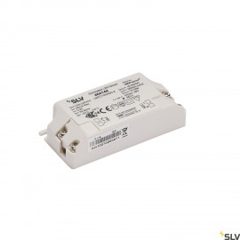 SLV 464144 LED DRIVER, 15W, 500mA, incl.strain-relief, dimmable