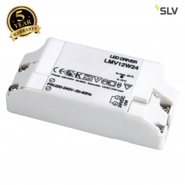 SLV 470502 LED POWER SUPPLY 12W, 24V