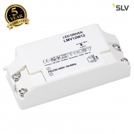 SLV 470507 LED POWER SUPPLY 12W, 12V