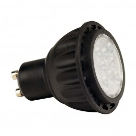 SLV 551283 LED GU10 lamp, 7W, SMD LED,3000K, 36°, dimmable