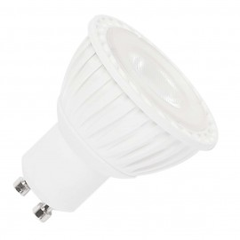 SLV 551293 QPAR51 Add-on LED lamp, 4.3W,GU10, 3000K, 40°, non-dimmable, white