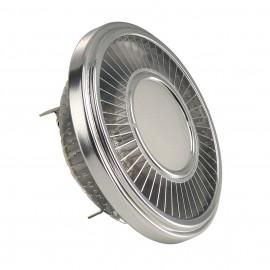 SLV LED AR111, CREE XT-E LED, 15W, 140°, 2700K 551612