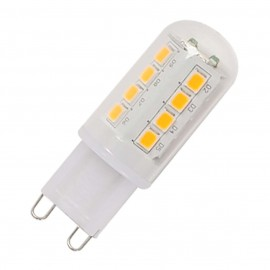 SLV 560302 G9 LED lamp, 2.3W, 2700K,Multidot