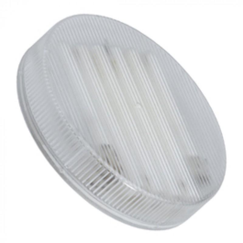 GX53 9W Cool White Compact Fluorescent Lamp GX5309CFC