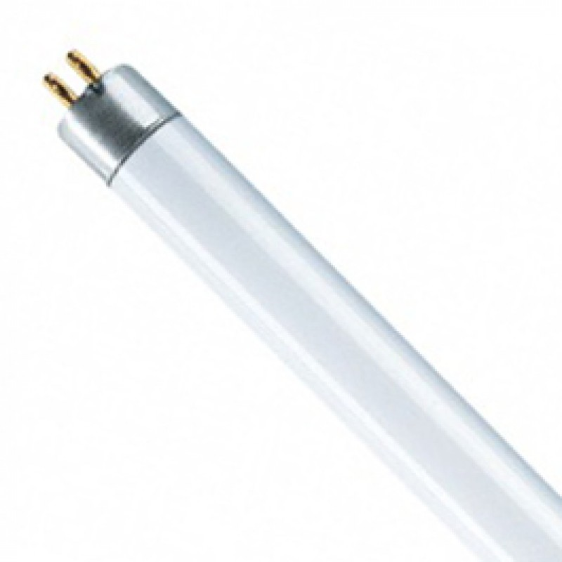 T4 G5 6W Warm White Fluorescent Tube Pack Of 10 T406FTW