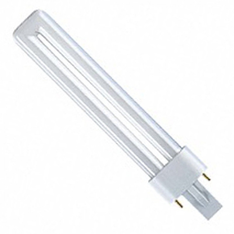 TC-S G23 7W Cool White Compact Fluorescent Lamp TCS07CFC