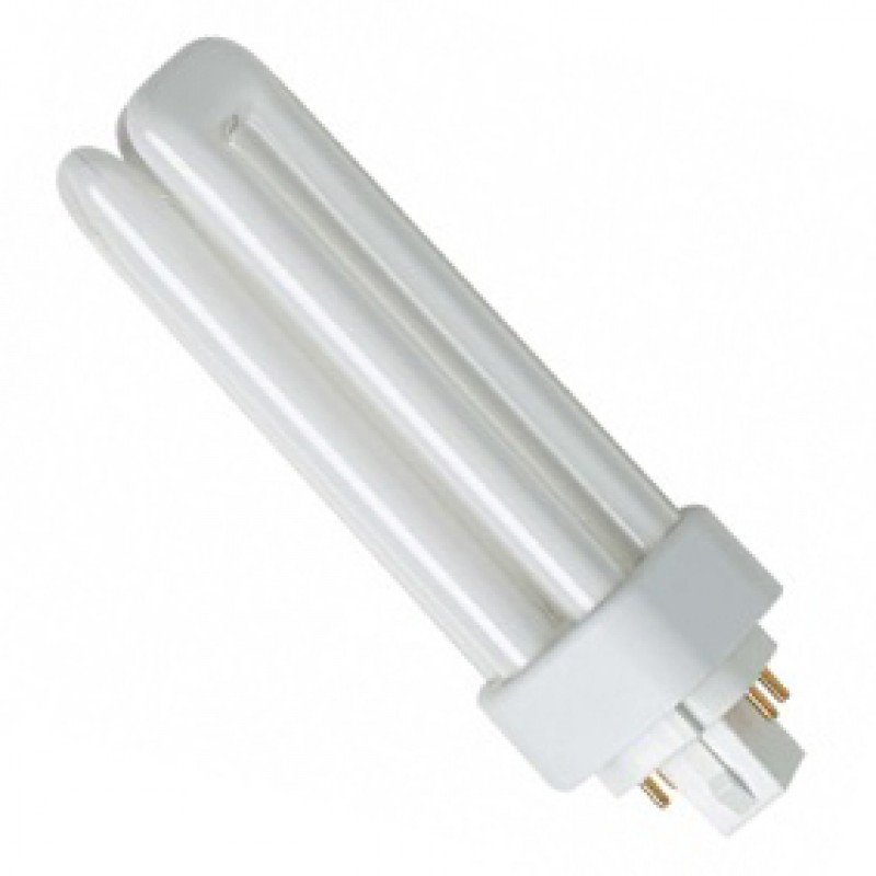 TC-TE GX24q-4 42W Cool White Compact Fluorescent Lamp TCTE42CFC