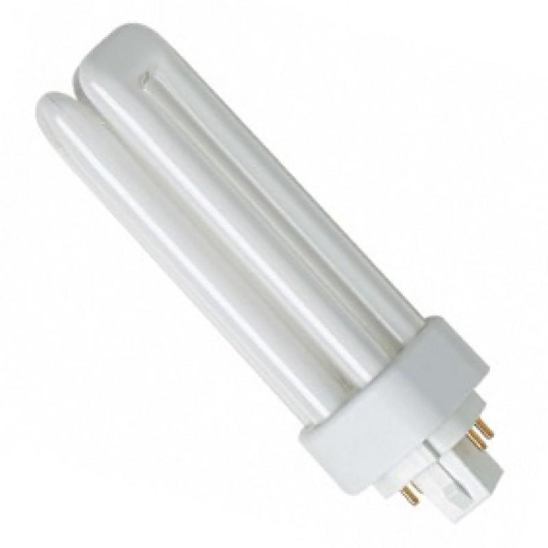 TC-TE GX24q-4 42W Warm White Compact Fluorescent Lamp TCTE42CFW