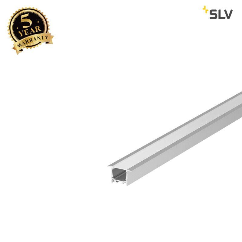 SLV 1000496 GRAZIA 20 LED Recessed profile, 3m, alu