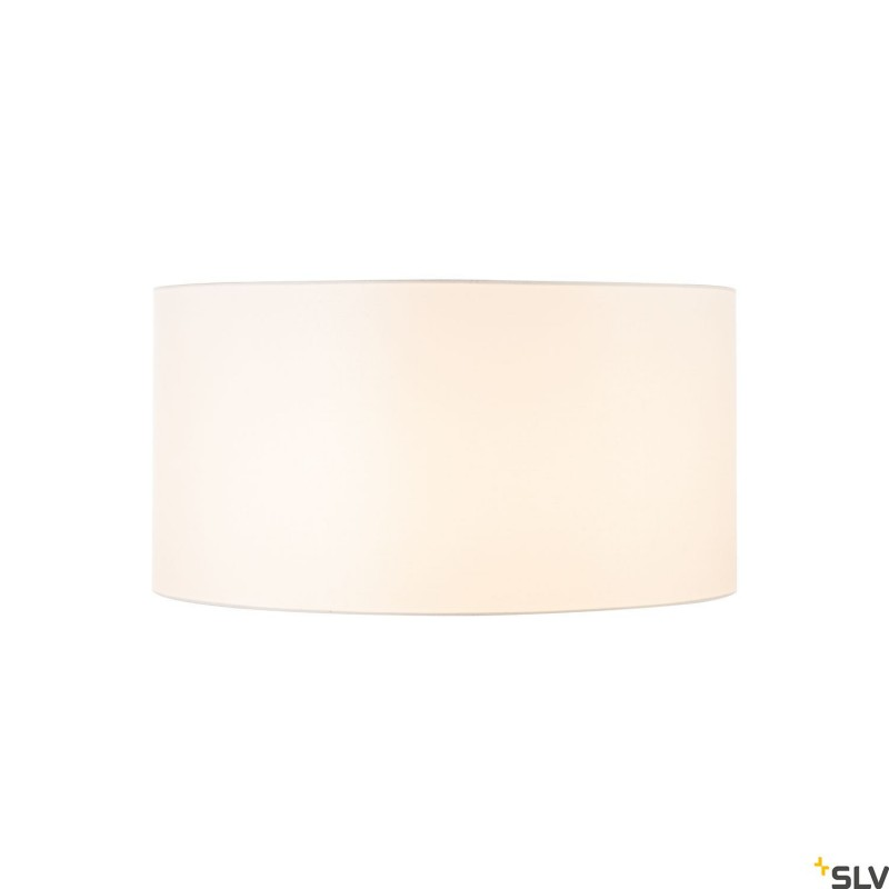 SLV 1000579 FENDA shade, white, Ø70cm