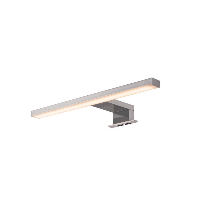SLV 1000778 DORISA LED Mirror light, short, metal brushed,  4000K, IP44