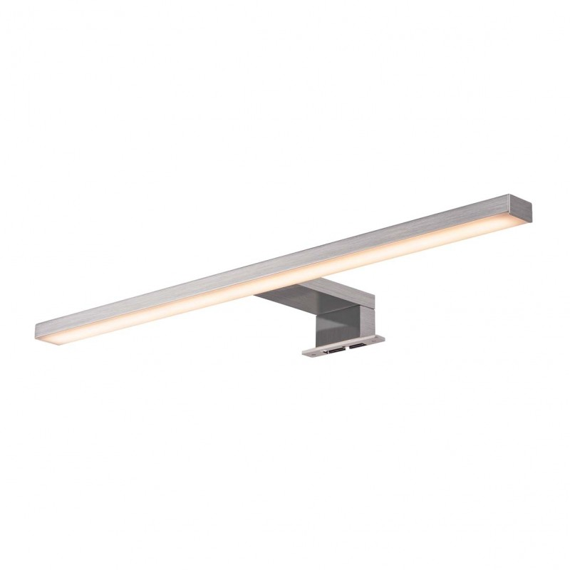 SLV 1000781 DORISA LED Mirror light, long, metal brushed,  4000K, IP44