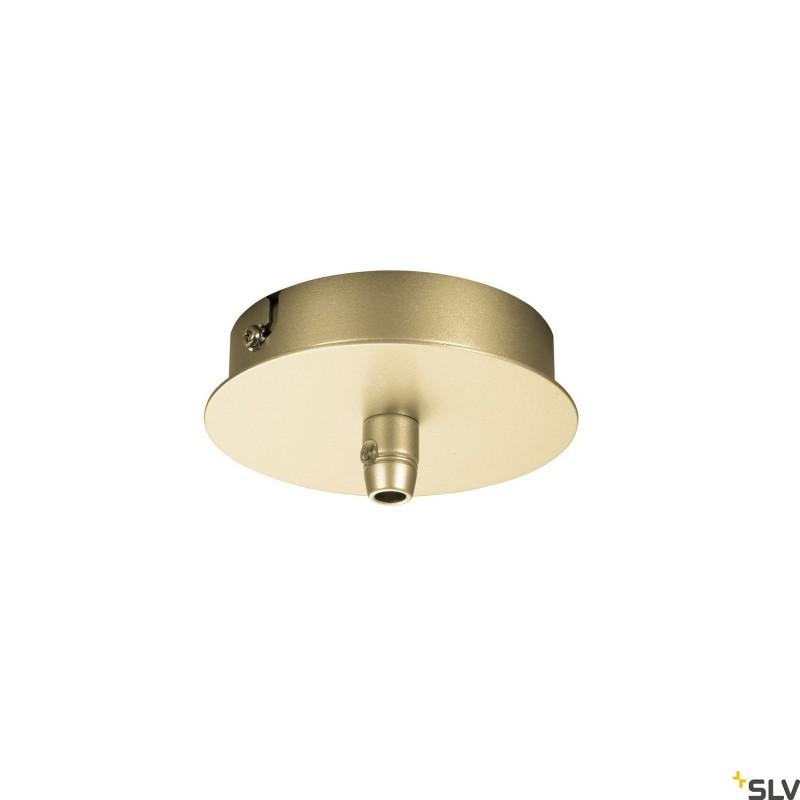 Intalite 1002163I FITU single canopy, soft gold