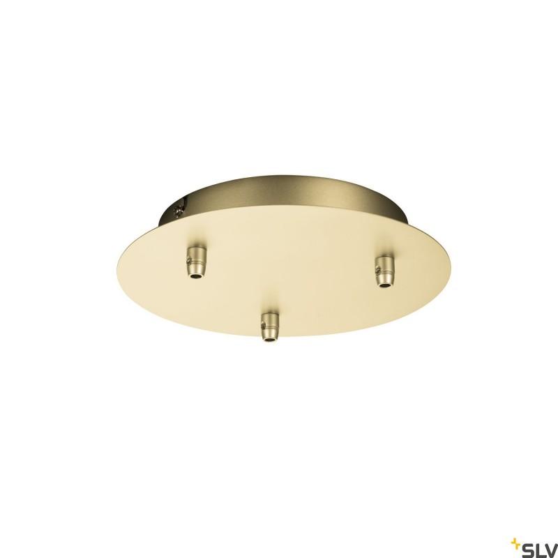 Intalite 1002164I FITU triple canopy, soft gold