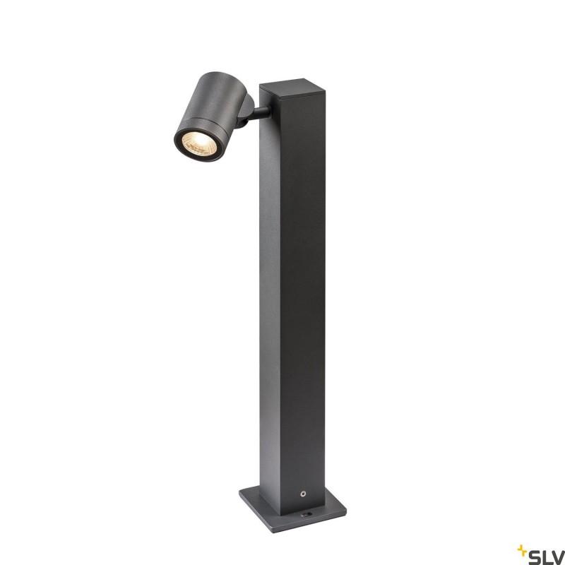 Intalite 1002198I HELIA Single Pole, LED outdoor floor stand, anthracite, IP55 3000K