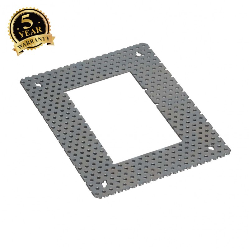 SLV 151961 Installation frame forDOWNUNDER PURE square,80x120mm