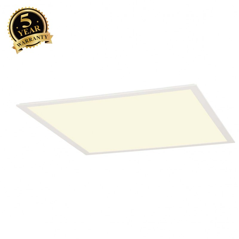 SLV 158614 LED PANEL for grid ceilings,white, 230V, 4000K, 620x620mm