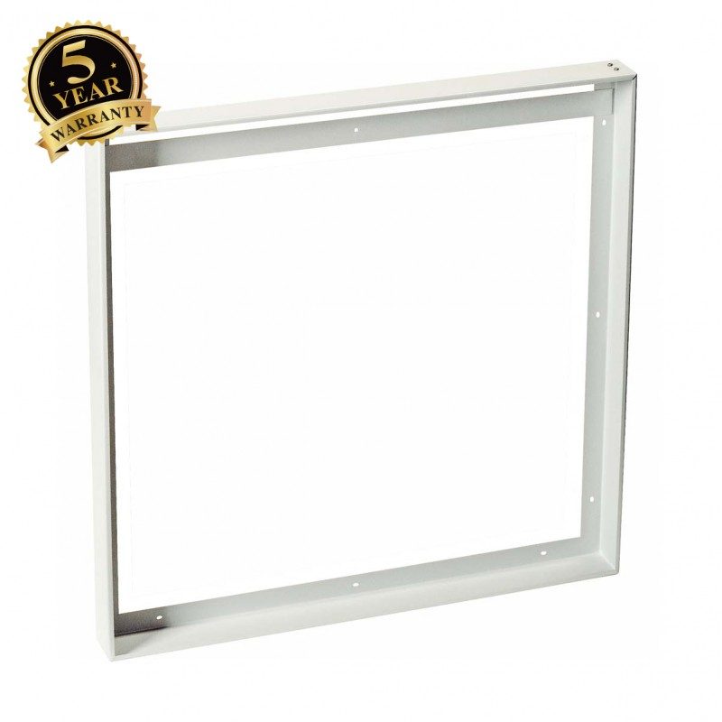 SLV 158772 Installation frame for squareLED Panels measuring 620x620mm, matt white