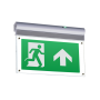 Knightsbridge EMEXIT 230V IP20 Wall or Ceiling Mounted LED Emergency Exit Sign