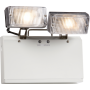 Knightsbridge EMTWIN 230V IP20 2x3W LED Twin Spot Emergency Light (non-maintained use only)